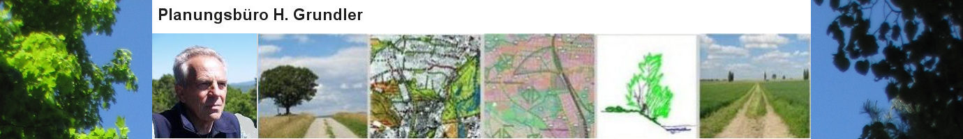Landschaftsplanung, Grünordnungsplanung, Umweltprüfungen, Eingriffsbewertungen